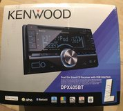 Car Stereo; Kenwood DPX 405BT in Ramstein, Germany