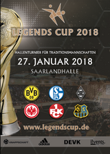 5x Legends Cup Tickets in Ramstein, Germany