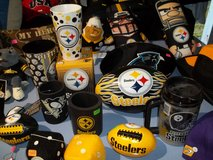 PITTSBURGH STEELER ITEMS, TOYS & MORE TOYS! LOCAL PHOTOGRAPHY & BEACH ITEMS TOO! in Cherry Point, North Carolina