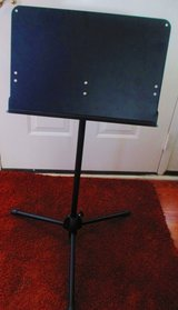 Music Stand Black Musician's Gear Heavy-Duty Folding in Fort Campbell, Kentucky