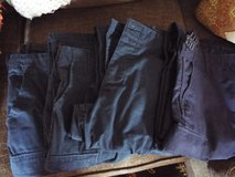 4 Pair Navy Blue BDU's by Propper (Button Fly) in Camp Lejeune, North Carolina