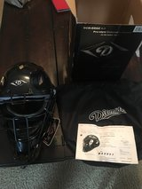 Diamond Edge Pro Style Catchers Helmer in Warner Robins, Georgia