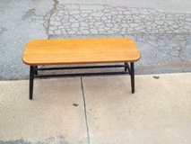 "KLAUSSNER WOODEN BENCH 43-1/2""x16""x22-1/2"" in Lawton, Oklahoma"