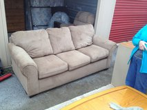 SOFA MALIBU MINK + 2 PILLOWS couch in Lawton, Oklahoma