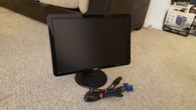 """19"""" Dell Widescreen Flat Panel LCD Computer Monitor in Elgin, Illinois"""