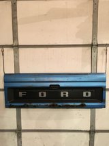 Vintage Ford Tailgate in St. Charles, Illinois