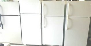 Top and Bottom Fridge Refrigerator Units in Oceanside, California