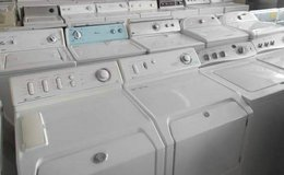 Heavy duty washer and dryer machines in Oceanside, California