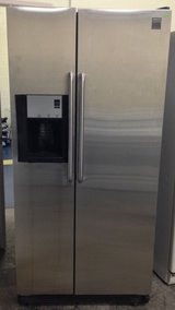 Frigidaire Stainless Steel Refrigerator in Temecula, California