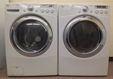 LG Trom Washer and Dryer Frontload in Temecula, California