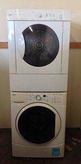 Kenmore Stacked Washer and Dryer in Temecula, California