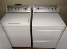 Kenmore 700 Series Washer and Dryer Pair in Temecula, California