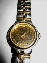FORBEL Watch w/24K plated Dial in Okinawa, Japan