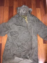 Coat military long, with liner in Okinawa, Japan
