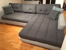 Super Comfortable Bed Couch - BARELY USED in Grafenwoehr, GE