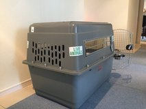 Airline Approved Dog Crate 70-90LB Petmate (NEW never used) in Okinawa, Japan