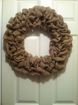 wreath in Camp Lejeune, North Carolina