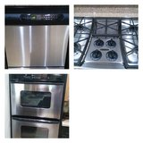 Appliances dbl oven-gas cooktop-diswasher in Beaufort, South Carolina