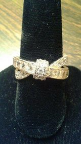 Women's Criss Cross Ring in Bolingbrook, Illinois