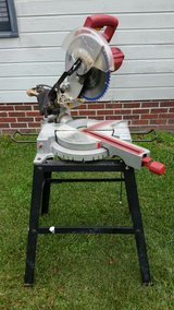 10 Inch mitre saw with stand in Camp Lejeune, North Carolina
