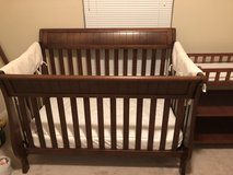Baby Crib and Mattress in Fort Leonard Wood, Missouri