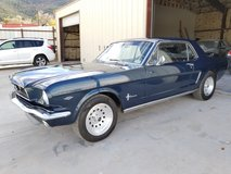 1966 Ford Mustang in Ruidoso, New Mexico
