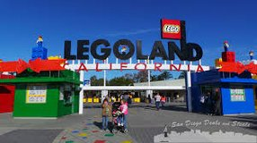 Four Lego Land tickets in Camp Pendleton, California