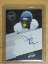 Dri Archer Autographed Trading Card in Ottumwa, Iowa