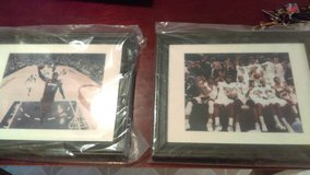 Lebron James and Championship Team Frame $15 in Hinesville, Georgia