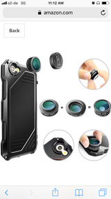 iPhone 6/6s Camera Lens Case in Ramstein, Germany