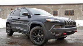 2018 Jeep Cherokee Trailhawk in Spangdahlem, Germany