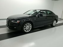 2015 Audi A4 Premium Quattro (JUST ARRIVED TODAY!!) in Grafenwoehr, GE