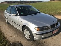 BMW 316 i sedan 2003 ac winter and summer tires NEW Inspection  free delivery!! in Hohenfels, Germany