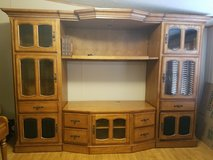 Gallery Solid Wood Entertainment Center in Baytown, Texas
