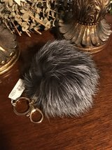 Fur Pom Key Chain - NWT in Bolingbrook, Illinois