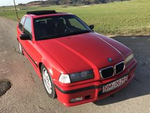 BMW 316 i open air M Sport Paket ! New Inspection free delivery ! in Hohenfels, Germany
