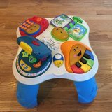 Toddler Educational Music Play Station Table in Sugar Grove, Illinois
