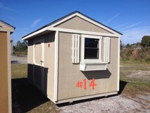 PRE-OWNED 8x12 Garden Shed Storage Building GREAT BUY!!! in Valdosta, Georgia