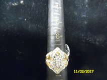 Diamond Cocktail Ring in Fort Campbell, Kentucky