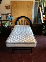 Twin Complete Bed Choice of Headboard in DeRidder, Louisiana