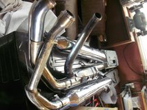 Set of stock pipes for 2014/15 harley in Clarksville, Tennessee