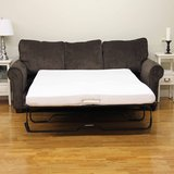 "4.5"" Plush Memory Foam Mattress in Alamogordo, New Mexico"
