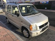 Suzuki Wagon 40k miles in Hohenfels, Germany