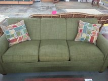 EXCELLENT CONDITION !!! GREEN COUCH in Camp Lejeune, North Carolina