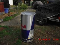 Red bull cooler in Clarksville, Tennessee
