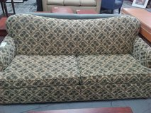 Palm tree couch in Camp Lejeune, North Carolina