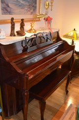 Charles R. Walter Queen Anne Style PIANO in Yorkville, Illinois