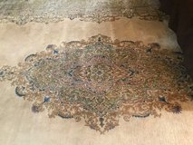 Oriental Rug with Pad in Elgin, Illinois