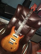 PRS SE 7 string electric guitar in Yorkville, Illinois