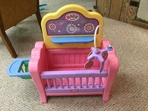 Little Tikes baby crib in Batavia, Illinois